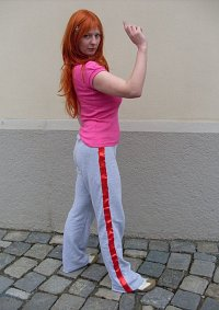 Cosplay-Cover: Inoue Orihime - Soul Society Outfit