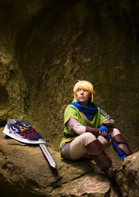 Cosplay-Cover: Link [ Hyrule Warriors ]