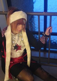 Cosplay-Cover: Towa ~祝哀リバーシブル and Glitter Days CD~