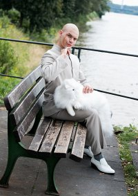 Cosplay-Cover: Dr. Evil [Austin Powers]
