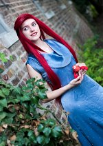 Cosplay-Cover: Arielle Sparkle Dress