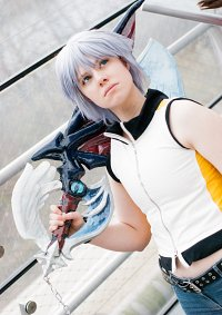 Cosplay-Cover: Riku (Dream Drop Distance)