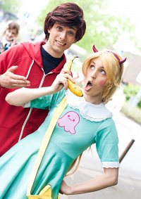 Cosplay-Cover: Star Butterfly [Star vs. the Forces of Evil]