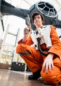 Cosplay-Cover: Poe Dameron