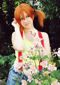 Cosplay-Cover: Misty/Kasumi