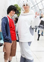 Cosplay-Cover: Baymax (Android version)
