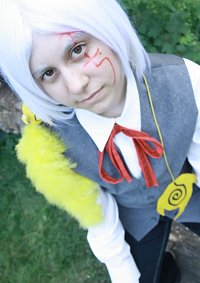 Cosplay-Cover: Allen Walker [Casual]