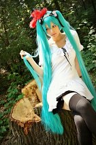 Cosplay-Cover: Hatsune Miku [World is Mine]