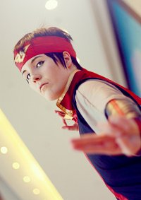Cosplay-Cover: Aang [Fire Nation]