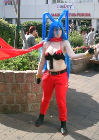 Cosplay-Cover: Laharl-chan