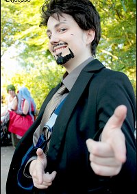 Cosplay-Cover: Anthony Stark [post-Afghanistan]