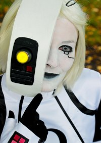 Cosplay-Cover: GLaDOS