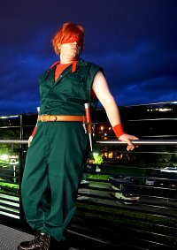Cosplay-Cover: Raphael