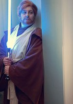 Cosplay-Cover: Obi Wan Kenobi (Episode 3)