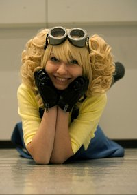 Cosplay-Cover: Minion  Ƹ̵̡Ӝ̵̨̄Ʒ Gijinka