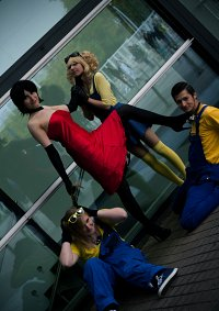 Cosplay-Cover: Scarlet Overkill ░  Basic
