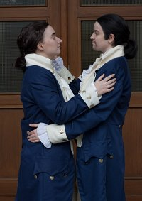 Cosplay-Cover: John Laurens (Hamilton)