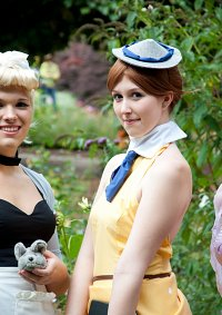Cosplay-Cover: Jane Porter »Pin-Up«