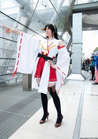 Cosplay-Cover: Kongou Class Battleship - {榛名}