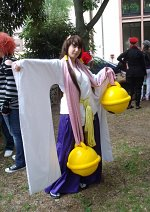 Cosplay-Cover: Tobiume