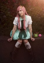 Cosplay-Cover: Lacus Clyne [memorial stone]