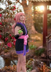 Cosplay-Cover: Lacus Clyne [Eternal Dress]