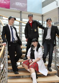 Cosplay-Cover: Timothy McGee