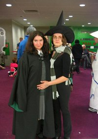 Cosplay-Cover: Slytherin