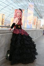 Cosplay-Cover: Megurine Luka - Sandplay Singing of the Dragon