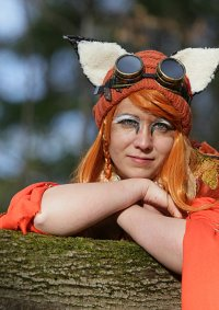 Cosplay-Cover: Steampunk Fox