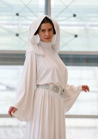 Cosplay-Cover: Leia Organa (Senatorial Gown)