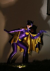 Cosplay-Cover: Batgirl (60s)
