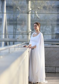 Cosplay-Cover: Leia Organa (Ceremonial Gown)