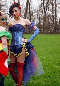 Cosplay-Cover: Burlesque Robin aka Stephanie Brown