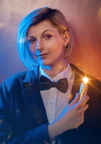 Cosplay-Cover: 13th Doctor (Spyfall)