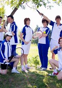 Cosplay-Cover: Kaidoh Kaoru ☆ Seigaku Jersey