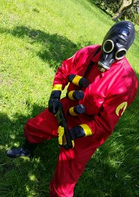 Cosplay-Cover: RED Pyro