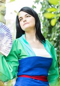 Cosplay-Cover: Fa Mulan