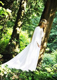 Cosplay-Cover: Galadriel - the white council