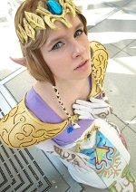 Cosplay-Cover: Prinzessin Zelda (Twilight Princess)