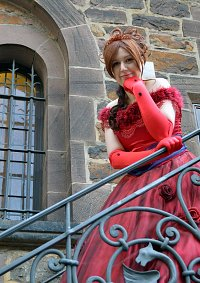 Cosplay-Cover: Sarah