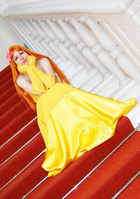 Cosplay-Cover: Inoue Orihime (Booklet Musical 1)