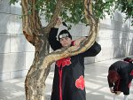 Cosplay-Cover: Itachi Uchiha Akatsuki Version