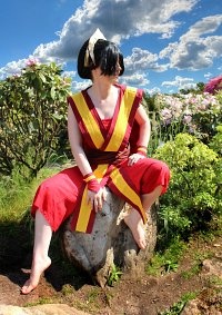 Cosplay-Cover: Toph Feuernation