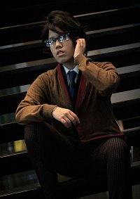 Cosplay-Cover: Q [Skyfall]