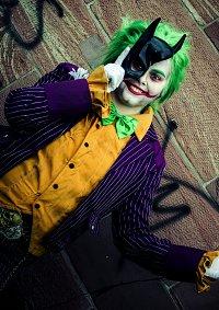 Cosplay-Cover: Joker [Arkham Asylum]