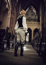 Cosplay-Cover: Kagamine Len [Aka to shiro to kuro no keifu]