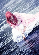 Cosplay-Cover: Ariel [pink dinner dress]
