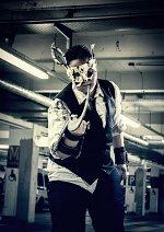 Cosplay-Cover: Splicer