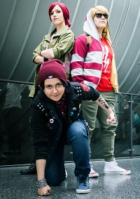 Cosplay-Cover: Delsin Rowe [inFamous: Second Son]